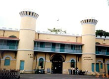 Cellular Jail Andaman Island