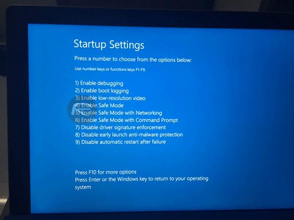 Cara Boot Ke Windows 10 Safe Mode Pada PC Anda - INSIGHTMAC