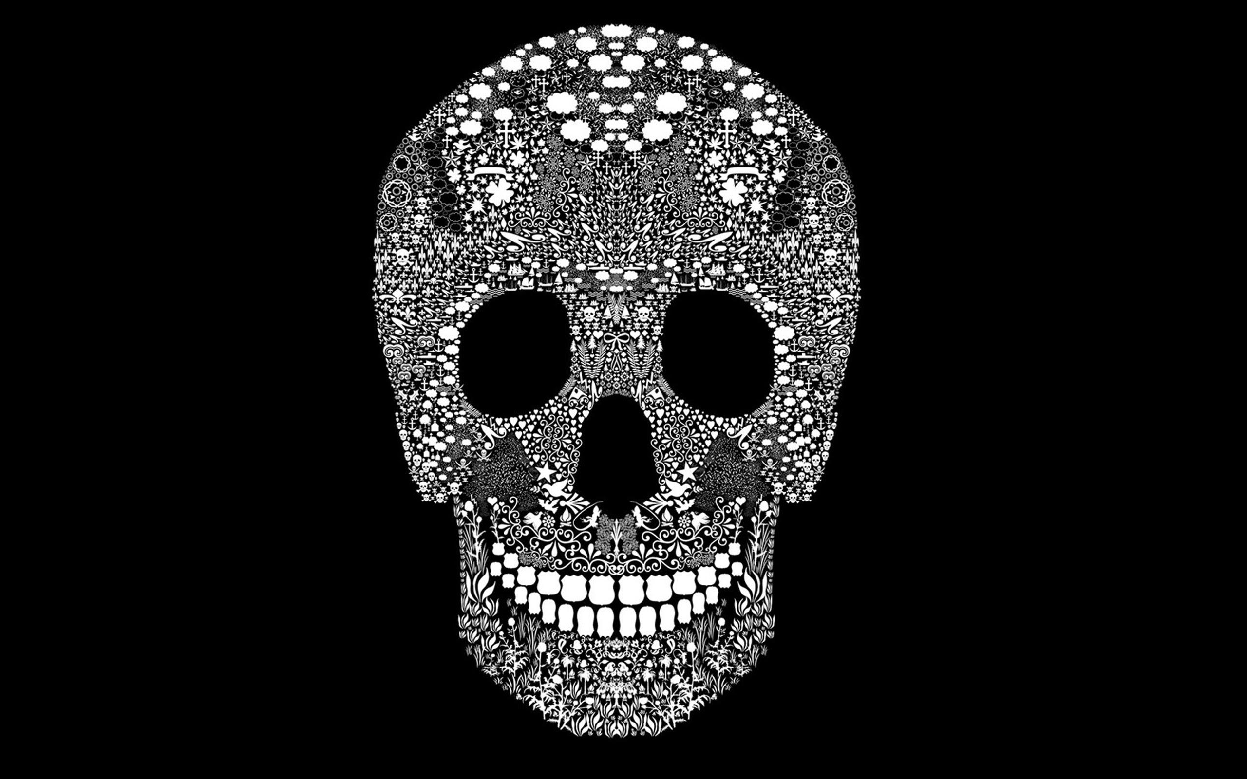 Girl Skull Wallpapers 57 Images