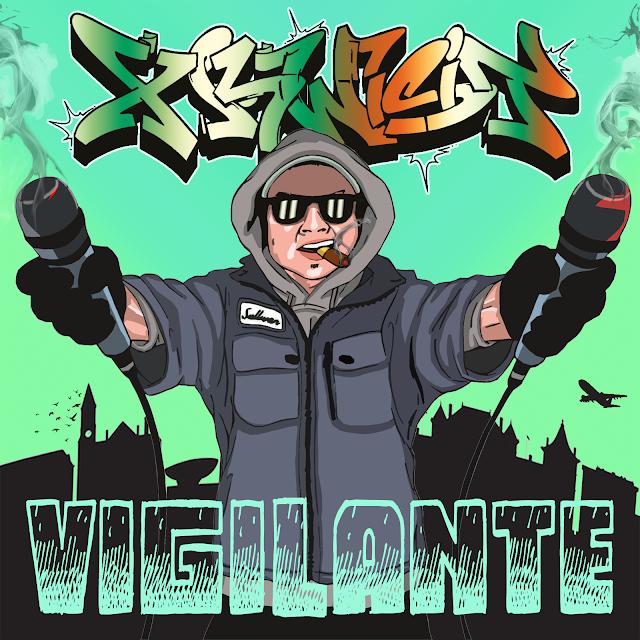 """Xkwisit – """"Vigilante"""" (Album)"""