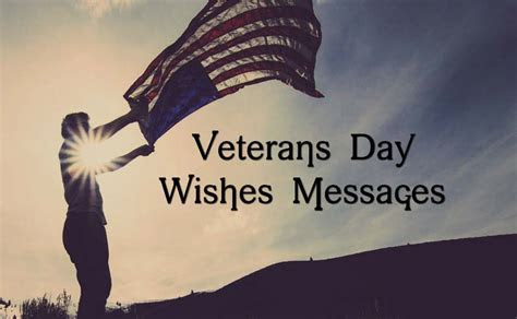 Veterans Day Messages, Wishes and Quotes   WishesMsg