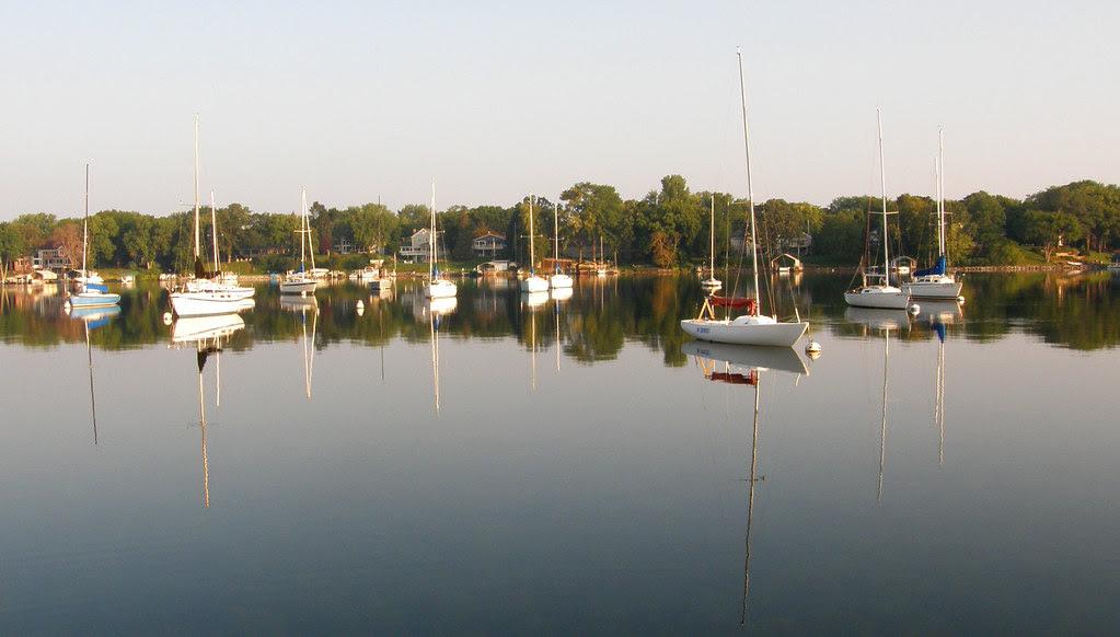 September Carson's Bay