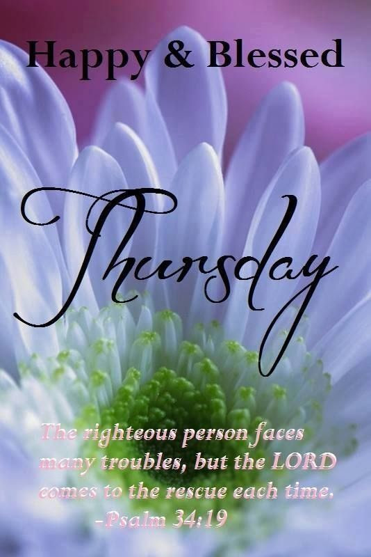 Happy And Blessed Thursday Pictures Photos And Images For Facebook