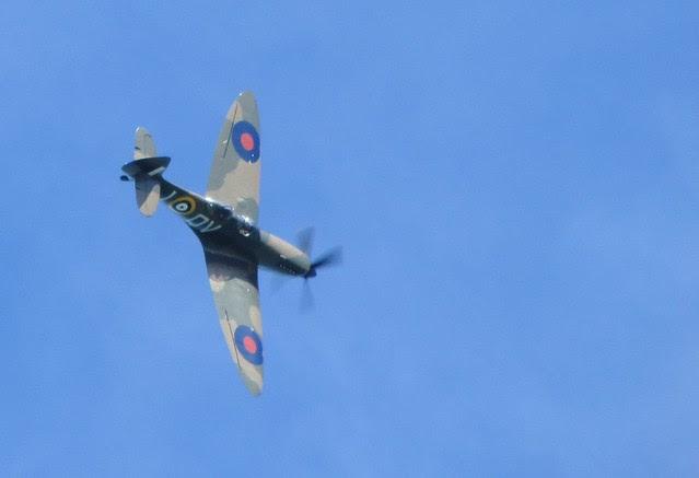 Spitfire - Airbourne 2013