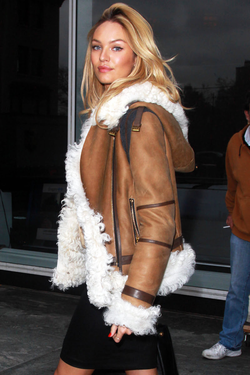 Fashion Model Candice Swanepoel, Victoria's Secret Angel, Vogue, Style inspiration, Fashion photography, Long hair
