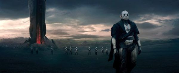 Malekith the Accursed (Christopher Eccleston) and his Dark Elves search for a weapon that will bring Asgard and other worlds to their knees in THOR: THE DARK WORLD.