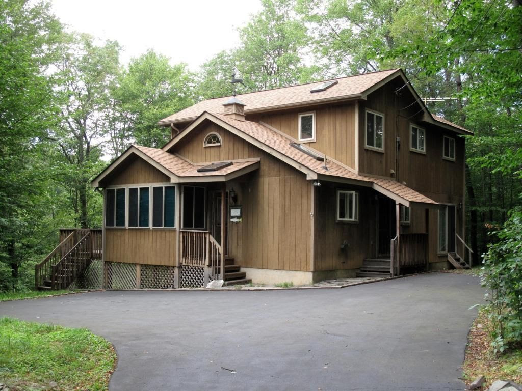 Enjoy This Beautiful Cabin In The Poconos On  VRBO