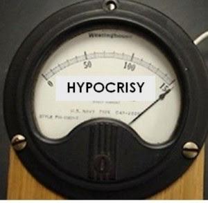 hypocrisy-meter
