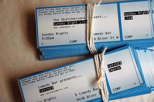 comedy bar tickets