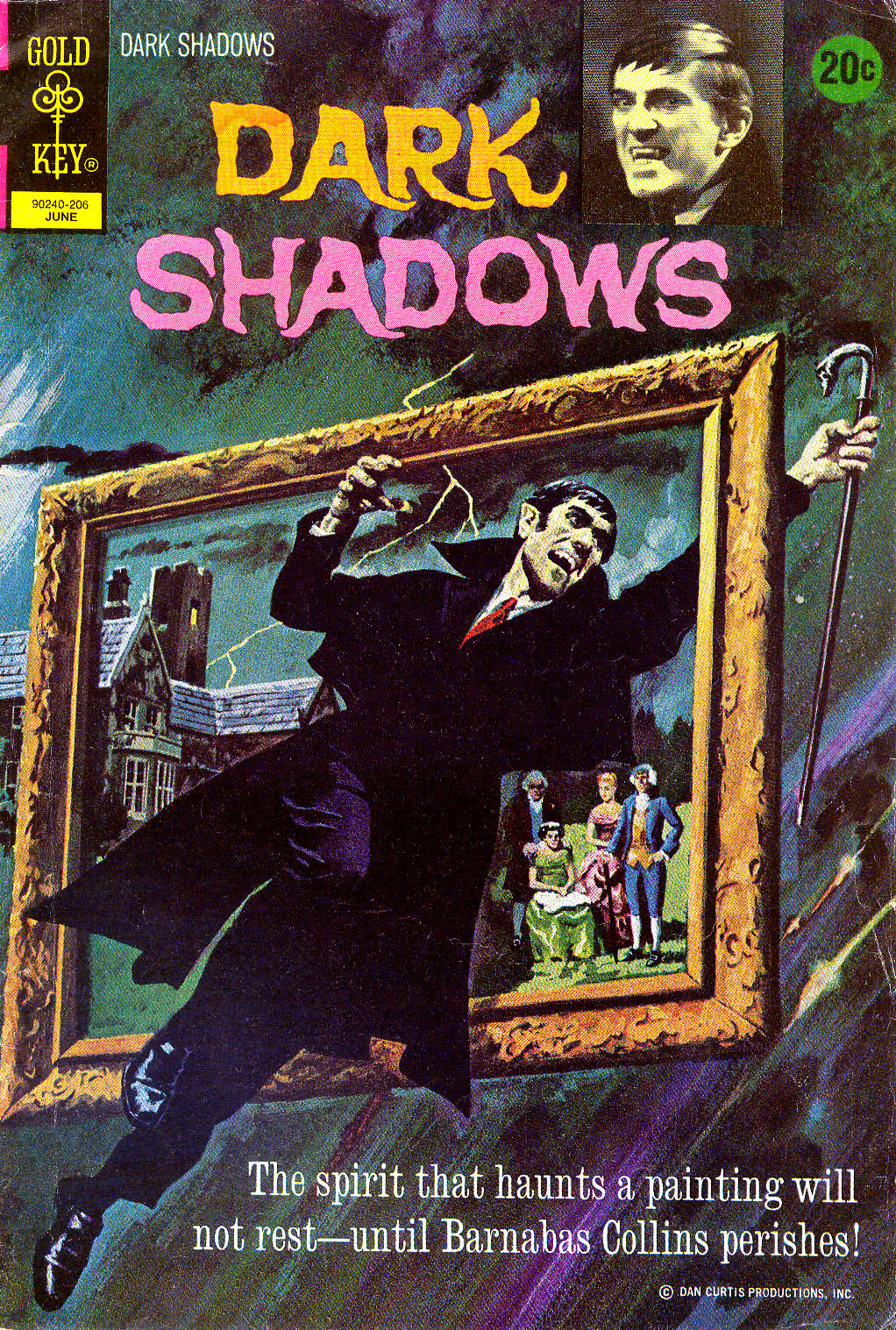 Dark Shadows 14