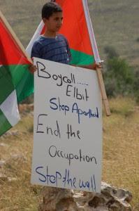 boycott elbit