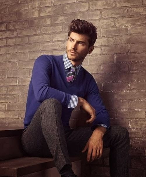 (Via: mensfashionworld.tumblr.com) Olymp Business Callection F/W 2013 Shop the look