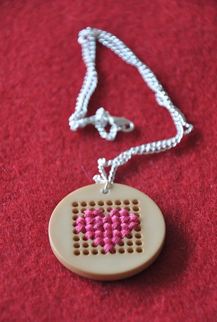 Embroidery Ring Spotlight