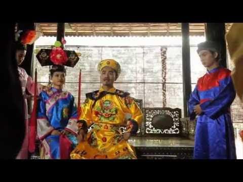 DAMtv - Trailer Chầu Hoan Cua Chống (Hoàn Châu Công Chúa Parody)