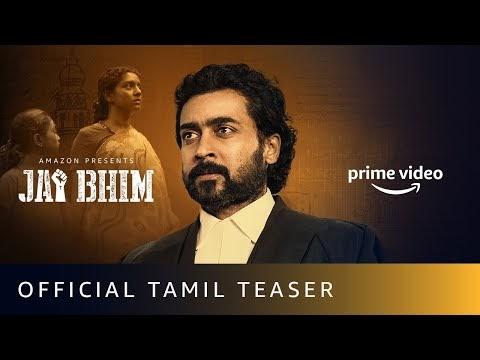 Jai Bhim Tamil Movie Teaser