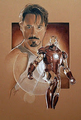 Iron Man - Robert Downey Jr.
