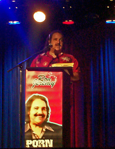 Ron Jeremy:  The porn debate