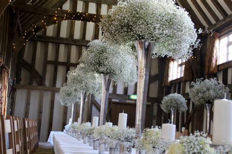Gypsophila wedding flowers   Hope   The Fine Flower Company