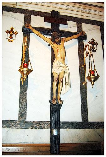 Crucificado de San Manuel y San Benito, Madrid