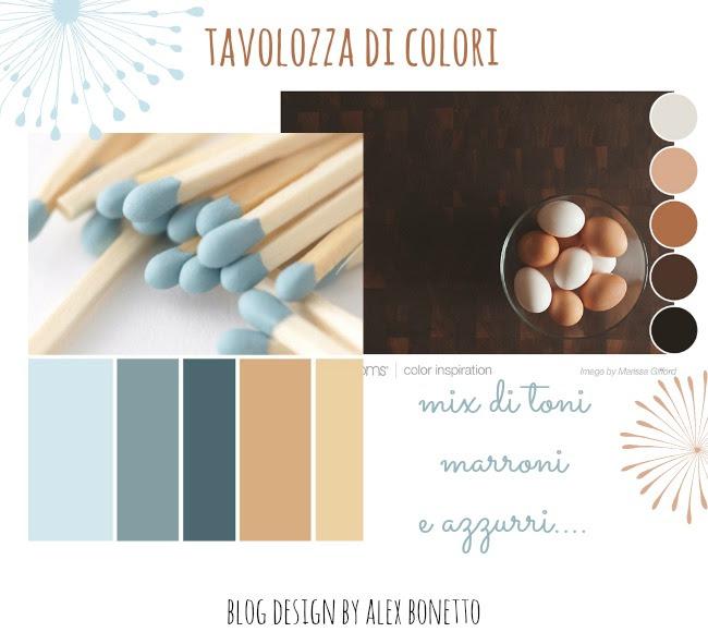 colour palette Lara