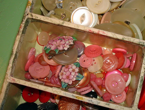 I Love Pink Buttons (PIF)