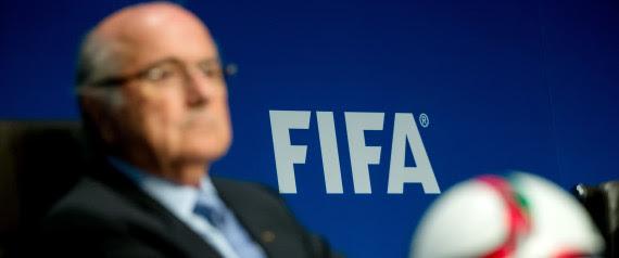 FIFA JOSEPH BLATTER