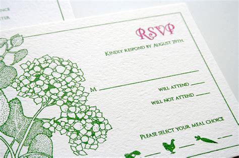 Wedding Rsvp Etiquette   wedcardshare