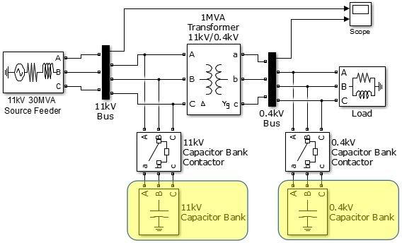 Fungsi Kapasitor Bank Pada Industri