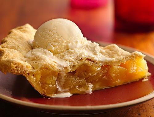 Orange Juice-Apple Pie