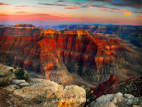 """""""PT Sublime"""" By Grand Canyon, National Park By Robert Park  http://www.robert-park.com by Robert Park Photography"""