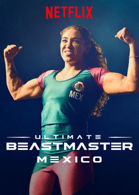 Ultimate Beastmaster Mexico - Season Survival of the Fittest