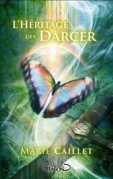 Couverture L'Héritage des Darcer, tome 1