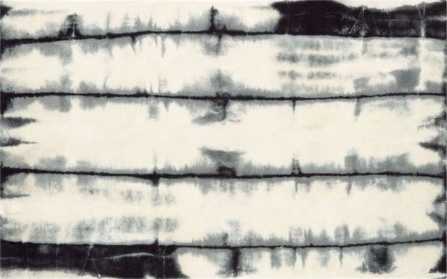 eclectic rugs by CB2