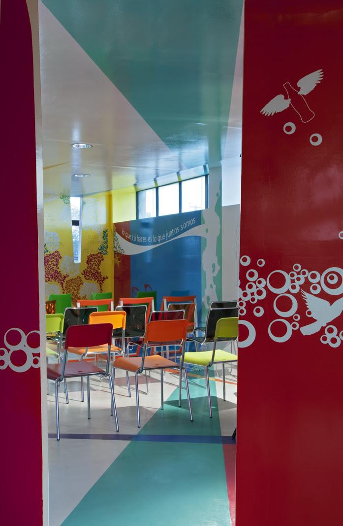 Espacio C Mixcoac - ROW Studio, arquitectura, diseño, muebles, Interiores