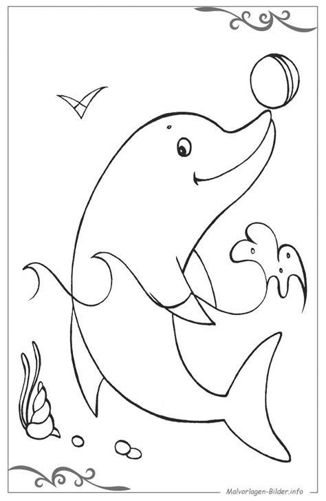 malvorlagen delphine ausdrucken  kostenlose malvorlagen ideen