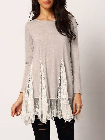 http://www.shein.com/Grey-Round-Neck-Long-Sleeve-Lace-Dress-p-243367-cat-1727.html?aff_id=1285