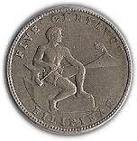 5 Centavos (U.S. Administration) – reverse