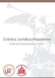 Crónica Jurídica Hispalense