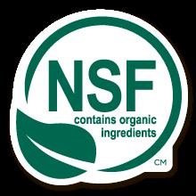 NSF/ANSI 305 Seal