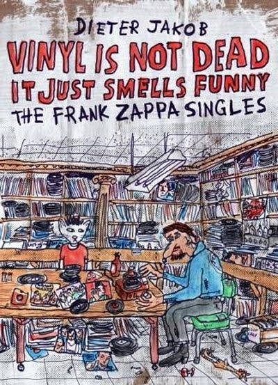 United Mutations The Frank Zappa Singles