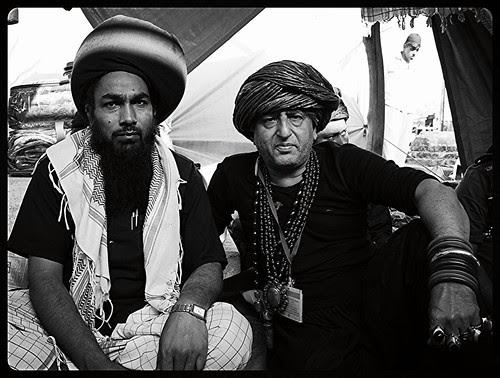 Amin Baba Malang Vijapur Mehsana And Me At Makanpur by firoze shakir photographerno1