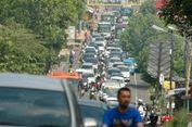 Penutupan Jalur Puncak Bogor, Sepeda Motor Tetap Diizinkan Melintas
