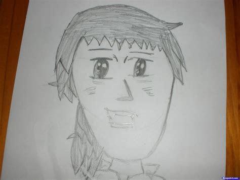 manga female face step  step anime heads anime draw
