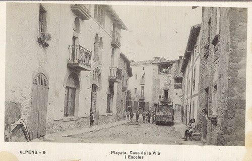 035 Carrer - Placeta