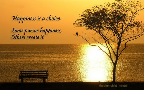 Happiness Is A Choice Quotespicturescom