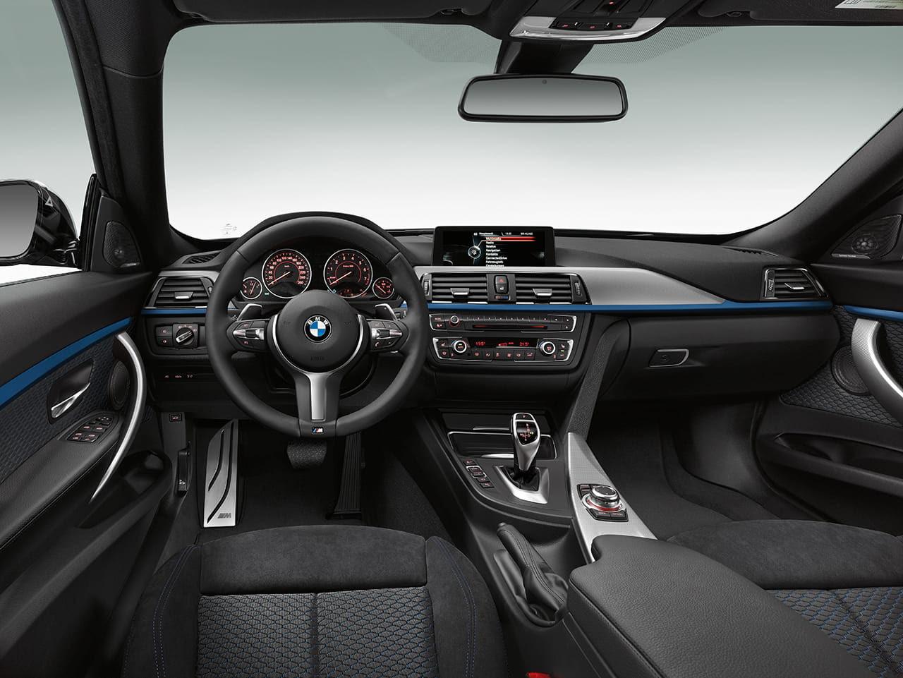 BMW Serie 3 Gran Turismo: todos los detalles. Foto 18 de 29.