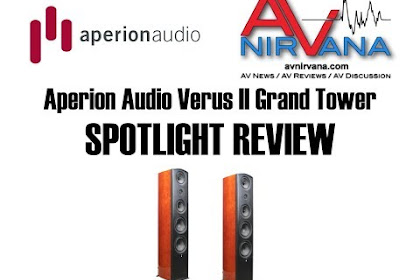 Aperion Audio Verus Grand Tower Review