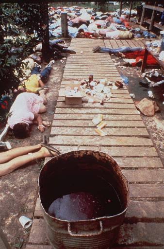 Associated Press International News Guyana JONESTOWN MASS SUICIDE