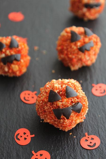 Calabazas-de-Halloween-de-albondias-de-atun-Isabel