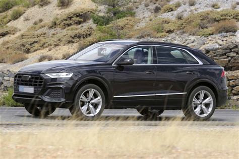 audi  spied fully exposed quattroworld